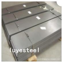 Placa de aço inoxidável da liga 825 Incoloy da folha de liga de níquel