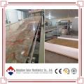 Ligne d'extrusion de panneau de marbre de PVC