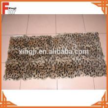 Chinese Hare Rabit Printed Rabbit Fur