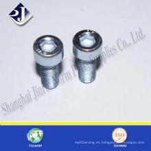 Tornillo de casquillo del zócalo hexagonal DIN912 / ISO4762