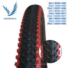 Neumático de carrera de bicicleta de montaña Cross Country