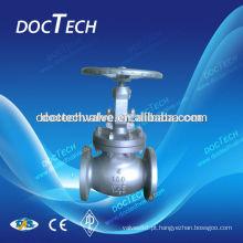 Tipo pesado /Stainless 304/316 PN40 Flange válvula de globo China fabricante