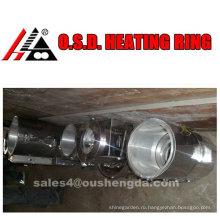 литой алюминиевый нагреватель / алюминиевые нагреватели для экструдера