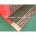 Tissu en fibre de verre revêtu de teflon en maille ouverte