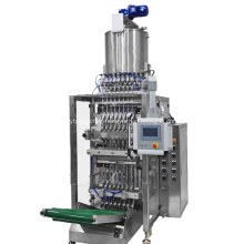 Multi Lane Automatic Sachet Liquid Packing Machine