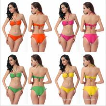 Women Sexy Fahison Bikini Triangle Swimwear