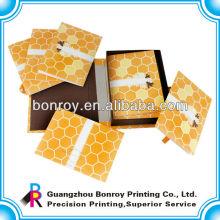 Cartões de Memória em Caixas, Cartas de jogar com caixas