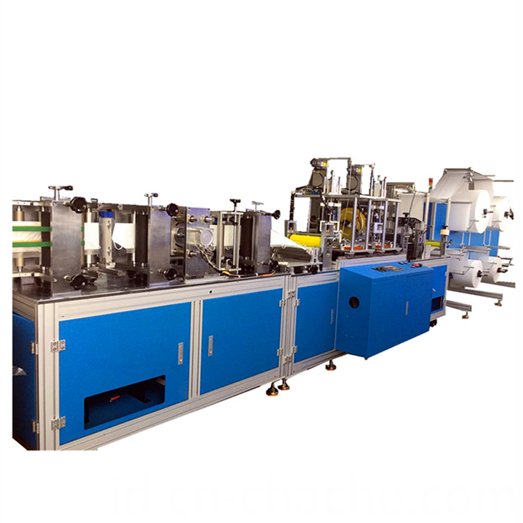 Auotmatic Kn95 Mask Machine