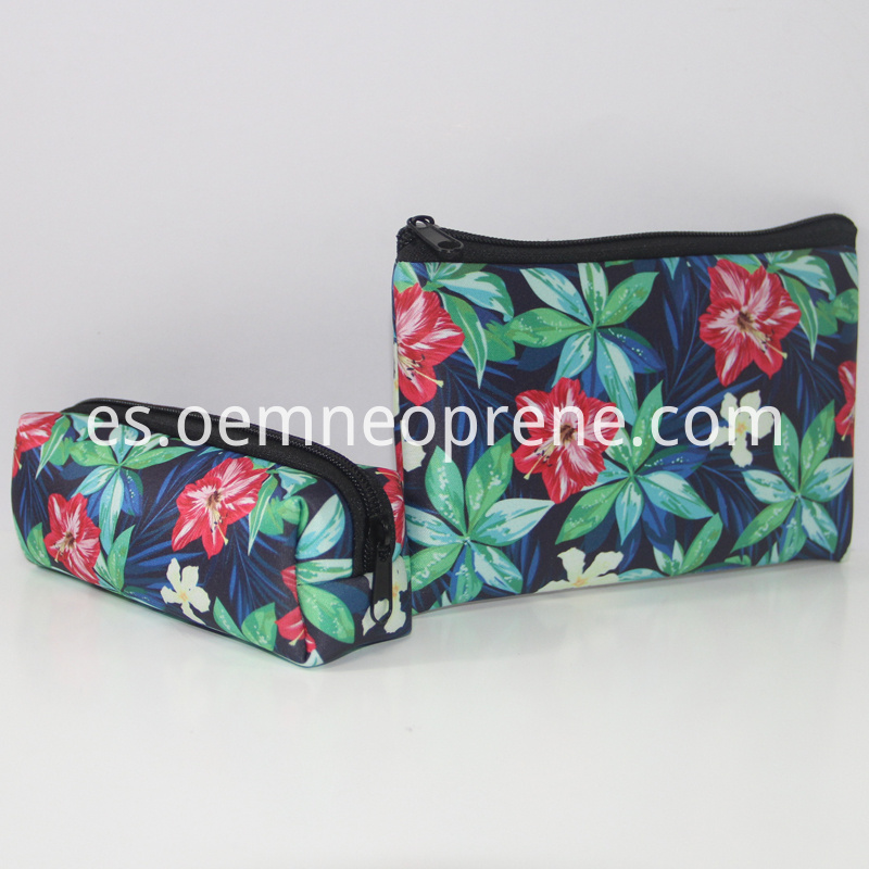 pattern pencil case