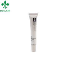15ml pe plastic white screen printing tube for eyeshadow primer