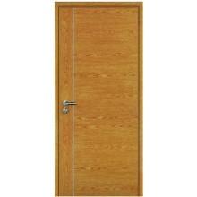 porte en bois intérieure
