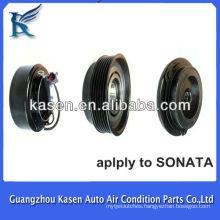 hot selling 12v automobile ac clutch hcc 6pk auto compressor clutch