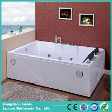 Гидромассажная ванна с гидромассажем с латунными компонентами (TLP-642)