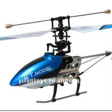 9016 4CH 2.4G RC única lâmina modelo de helicóptero de metal