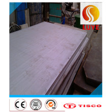 Stainless Steel Cold Rolled Plate/Sheet (304 321 316L 310S 904L)