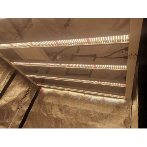 Barre de culture pliante 630W Greenhouse Grow Light