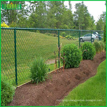 2016 High Quality PVC Coated 4.0mm chain link fence