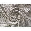 50d Fußball-Art-Polyester-Satin-Chiffon- Gewebe für Kleidungsstück
