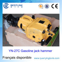 Gasoline Rock Drilling Machine for Quarrying