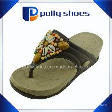 High Heel Ladies Cork Flip Flop Summer 2016