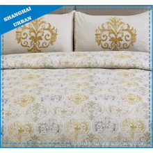 Royal Medal Printed Polyester Duvet Cover Set