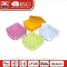 Plastic Bread Server Food Container
