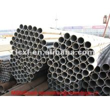 Tuyaux et tubes en acier noirs