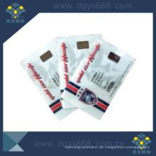 Gratis Design-Sicherheits-Münzkarten-Paket