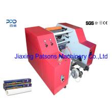 Máquina de enrolamento de papel de cozimento coreless