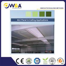 (ALCP-150) Les plus récents panneaux muraux AAC en béton léger et panneaux muraux ALC