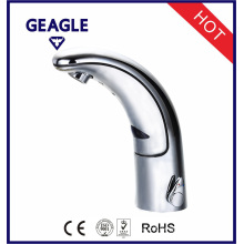 Zinc alloy material integrated hands free sensor faucet. ZY-8902