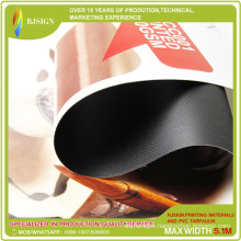 PVC Coated Blockout Flex Banner for Printing Material