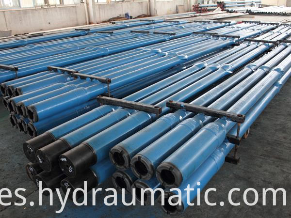 Oil Drill Pipe Straightening
