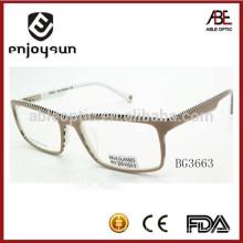 Más vendidos mens acetato marcos ópticos gafas gafas