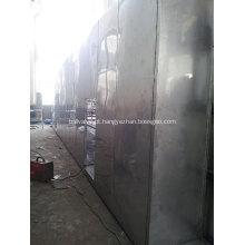 Máquina de secador de cinto de malha de bola de carvão