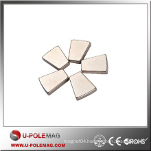 Professional Customized High Strength Trapezoid Neodymium Magnets