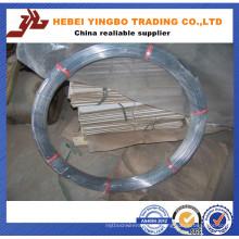 Heißer Verkauf galvanisierter Eisendraht ISO9001 (heißer Verkauf)