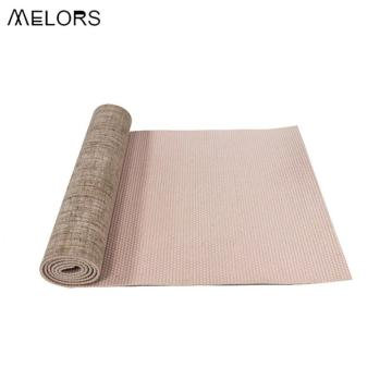 Tapis de yoga en jute naturel écologique Melors