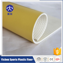 Non-slip PVC Floor Fire Resistance Commercial Click Vinyl Floor