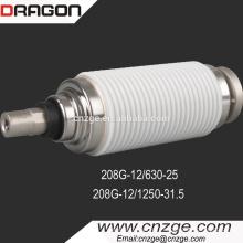 12kv vs1 1250a ampoule sous vide dans le disjoncteur à vide intérieur vcb 208G
