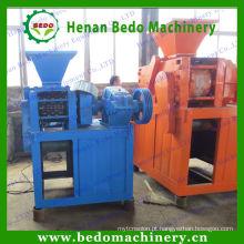 China melhor fornecedor de carvão Briket máquina com CE 008618137673245
