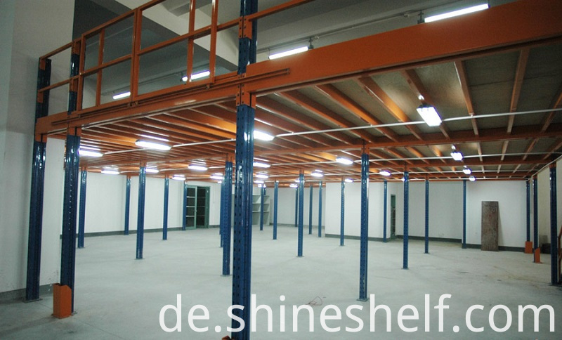 Mezzanine Floor Light Duty
