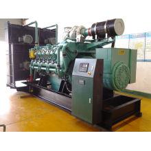 Tipo de contenedor 1000kW Generador de gas Precio Mejor