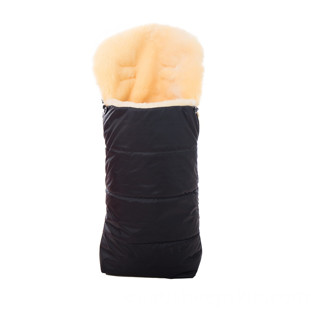Infant Sheepskin Sleeping Bag