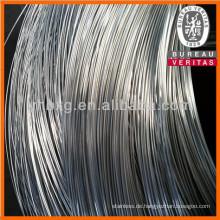 Verzinktem Draht aus nichtrostendem Stahl mit Top Qualität Stahl-Drahtseil für Kran