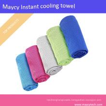 Microfiber Headband/Neck/Wrist/ Face Cooling Towel