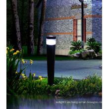 Llevado jardín impermeable CE rohs llevado fundición de aluminio llevó lámpara de pie