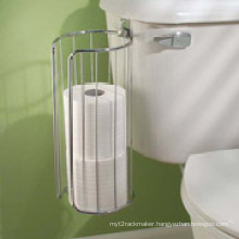 Interdesign Classico Over-The-Tank Toilet Paper 3 Roll Holder