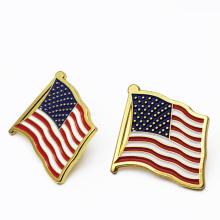 2021 Custom Metal Flag Sean Hannity Lapel Pin