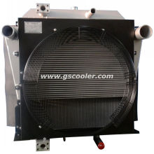 Face to Face Design Kühler für schwere Baumaschinen